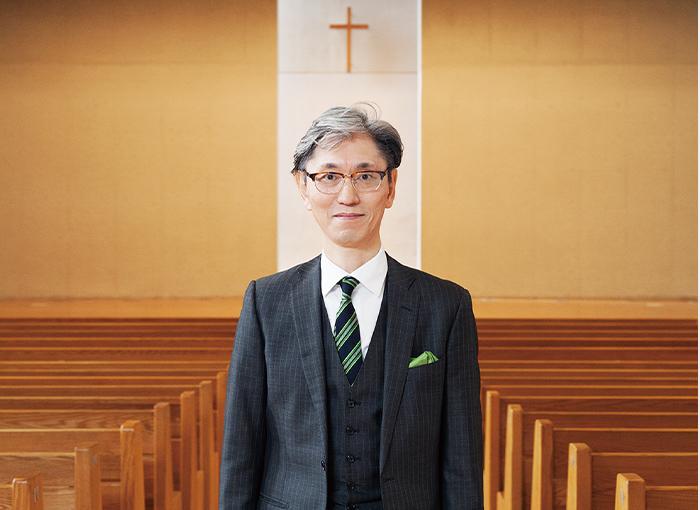 校長メッセージ   学校紹介   西南学院中学校・高等学校